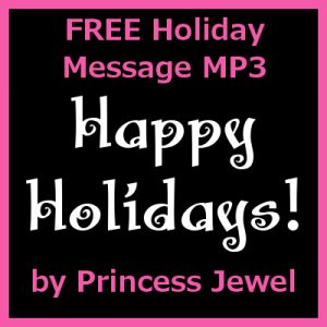 Free FemDom Audio Holiday Message 2015